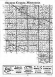 Index Map 1, Stearns County 1998